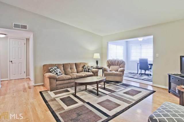 1468 Briarwood Rd #1308, Brookhaven, GA 30319 (MLS #8768599) :: Scott Fine Homes at Keller Williams First Atlanta