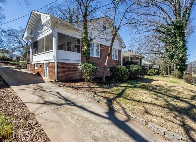 1178 Donnelly, Atlanta, GA 30310 (MLS #8768634) :: Athens Georgia Homes