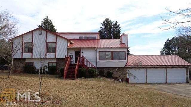 4300 Yeager, Douglasville, GA 30135 (MLS #8768635) :: BHGRE Metro Brokers