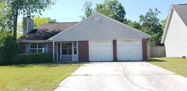 145 Clearwater Lane, Savannah, GA 31419 (MLS #8768659) :: Athens Georgia Homes