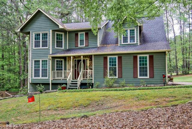 105 Leah Drive, Newnan, GA 30265 (MLS #8768661) :: Athens Georgia Homes