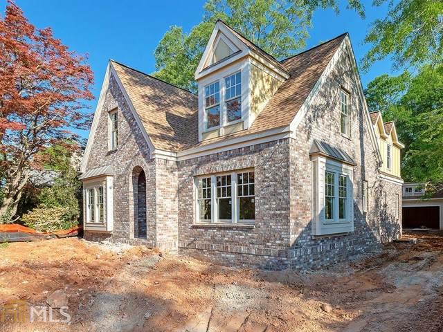 1254 Stillwood Dr Ne, Atlanta, GA 30306 (MLS #8769457) :: Buffington Real Estate Group