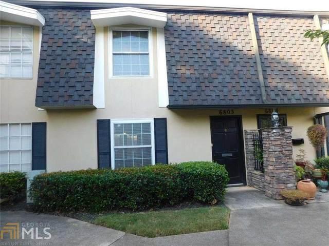 6803 Park Ave, Sandy Springs, GA 30342 (MLS #8769804) :: Athens Georgia Homes