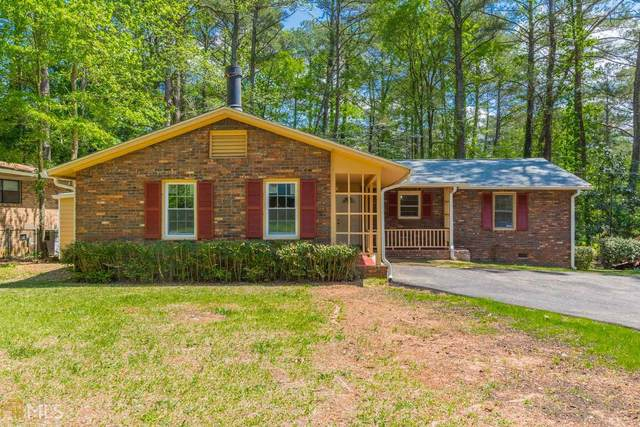 3570 SE Forrest Park, Atlanta, GA 30354 (MLS #8769932) :: Bonds Realty Group Keller Williams Realty - Atlanta Partners
