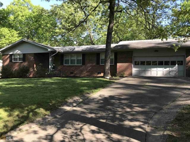13 Jefferson Drsw, Rome, GA 30165 (MLS #8770349) :: Buffington Real Estate Group
