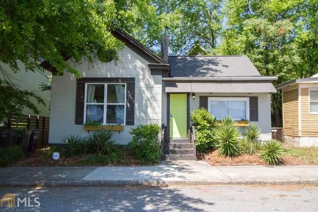 834 Fulton Ter, Atlanta, GA 30316 (MLS #8770556) :: Athens Georgia Homes