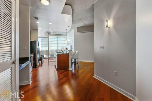 400 W Peachtree Street Nw #2814, Atlanta, GA 30308 (MLS #8771426) :: Athens Georgia Homes