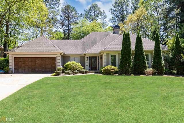 3455 Goldenrod Dr, Alpharetta, GA 30005 (MLS #8771494) :: Buffington Real Estate Group