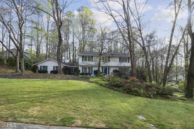 7435 Twin Branch, Sandy Springs, GA 30328 (MLS #8771783) :: Bonds Realty Group Keller Williams Realty - Atlanta Partners