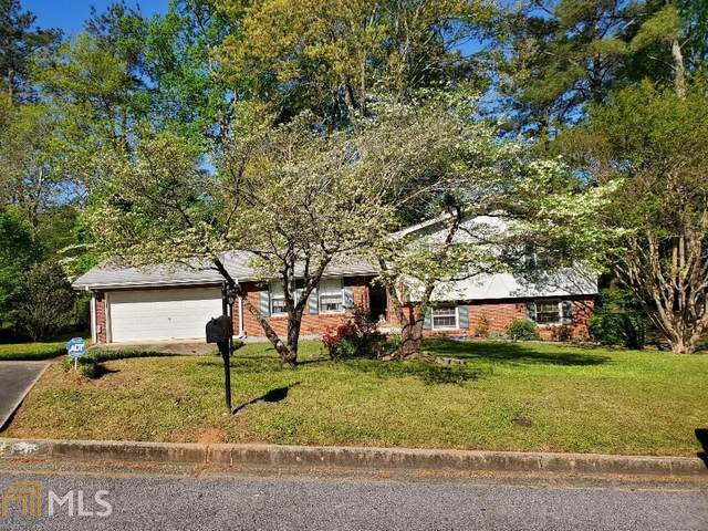 7689 Dove Dr, Riverdale, GA 30274 (MLS #8771927) :: RE/MAX Eagle Creek Realty