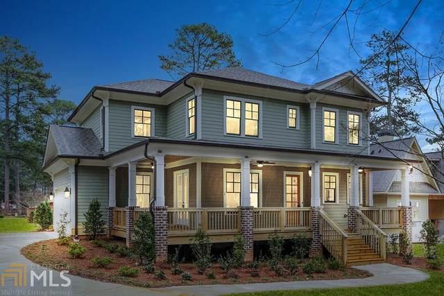 3172 Wynn Dr, Avondale Estates, GA 30002 (MLS #8771981) :: Buffington Real Estate Group