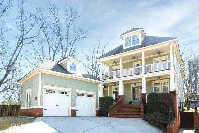 2573 Old Roswell Rd, Smyrna, GA 30080 (MLS #8772033) :: Bonds Realty Group Keller Williams Realty - Atlanta Partners