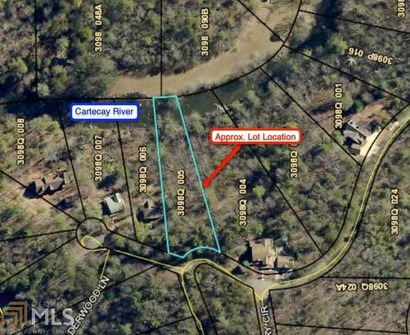 0 Blackberry Cir Lot 120, Ellijay, GA 30536 (MLS #8773469) :: The Durham Team