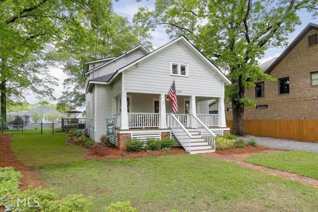 1399 Roswell St, Smyrna, GA 30080 (MLS #8773534) :: Bonds Realty Group Keller Williams Realty - Atlanta Partners