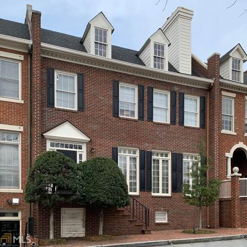 28 Lenox Pt, Atlanta, GA 30324 (MLS #8773784) :: Athens Georgia Homes