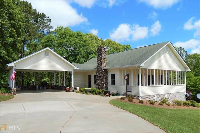 731 John Brown Rd 47.38 Acres, Woodbury, GA 30293 (MLS #8773895) :: Rettro Group