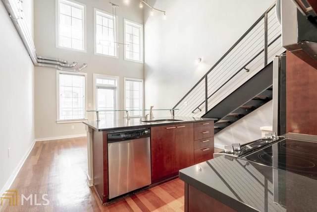 260 18th St #10313, Atlanta, GA 30363 (MLS #8773928) :: Buffington Real Estate Group