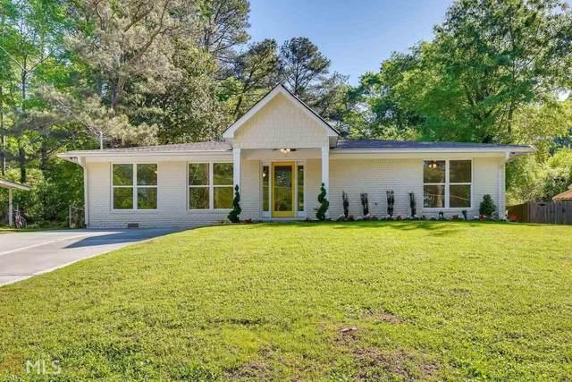 995 Greenbriar Cir, Decatur, GA 30033 (MLS #8774209) :: RE/MAX Eagle Creek Realty