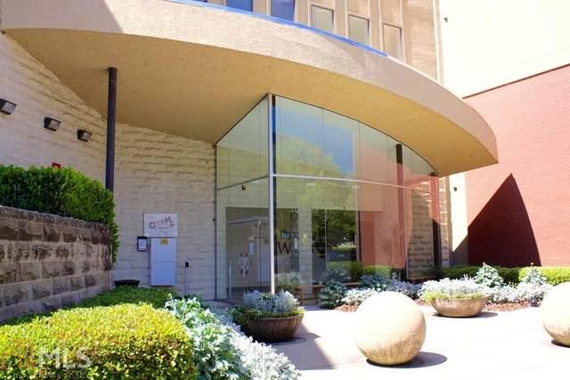 400 17Th St #1134, Atlanta, GA 30363 (MLS #8774980) :: Lakeshore Real Estate Inc.