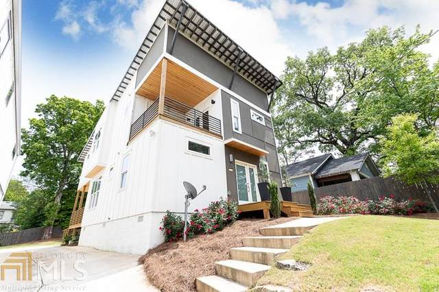 226 Holtzclaw St, Atlanta, GA 30316 (MLS #8775305) :: Military Realty