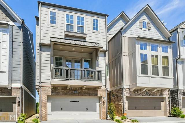 156 Blakemore Dr, Smyrna, GA 30080 (MLS #8775453) :: Bonds Realty Group Keller Williams Realty - Atlanta Partners