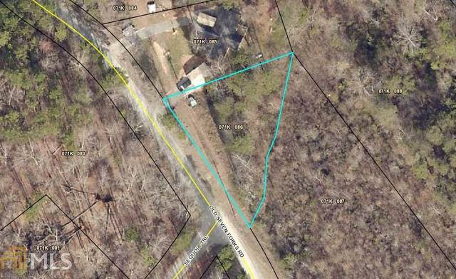 85 Old Seven Forks Rd #726, Martin, GA 30557 (MLS #8775600) :: Military Realty