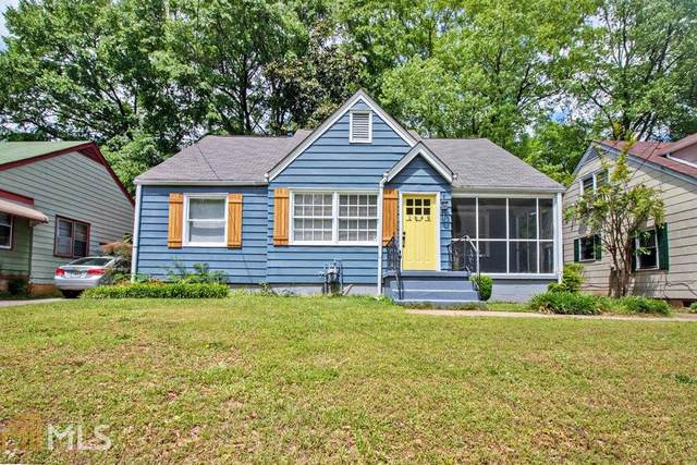 1649 Beecher St Sw, Atlanta, GA 30310 (MLS #8776125) :: Buffington Real Estate Group