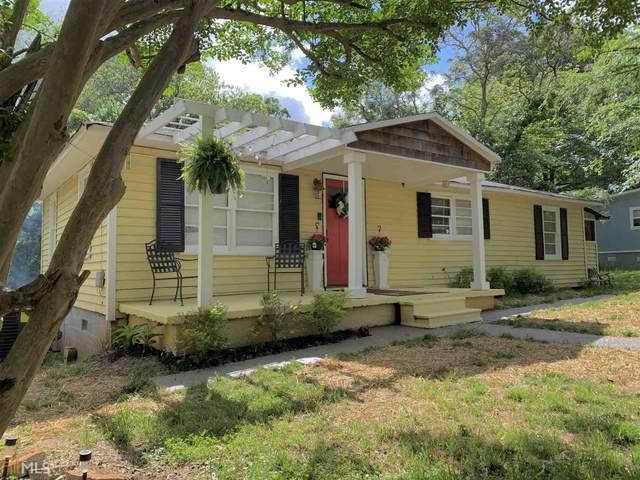 1748 East Broad St, Athens, GA 30601 (MLS #8776230) :: Rich Spaulding