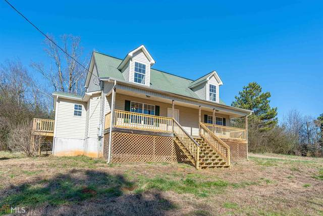 34 George Washington Dr, Lafayette, GA 30728 (MLS #8776941) :: Buffington Real Estate Group