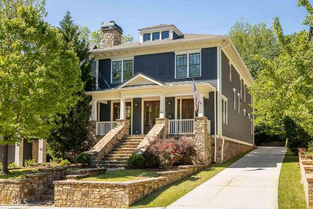 966 Los Angeles Ave Ne, Atlanta, GA 30306 (MLS #8777748) :: Bonds Realty Group Keller Williams Realty - Atlanta Partners