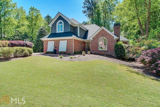 9215 Prestwick Club Dr, Johns Creek, GA 30097 (MLS #8778543) :: Bonds Realty Group Keller Williams Realty - Atlanta Partners