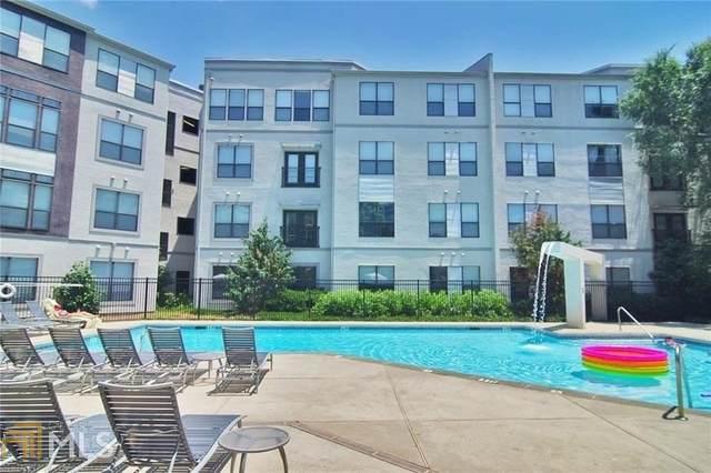 821 Ralph Mcgill Blvd Ne #3104, Atlanta, GA 30306 (MLS #8778559) :: Athens Georgia Homes