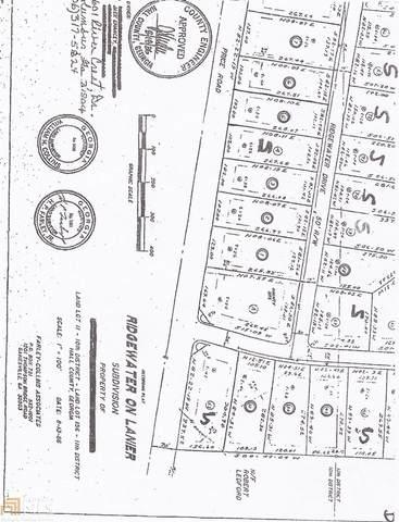 5724 Ridgewater #5, Gainesville, GA 30506 (MLS #8778578) :: The Durham Team