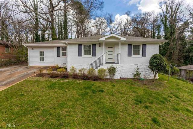 1508 Woodfern Dr, Decatur, GA 30030 (MLS #8778942) :: The Durham Team