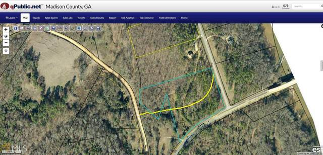 Lot 1 River Bend Dr #1, Carlton, GA 30627 (MLS #8778975) :: The Durham Team