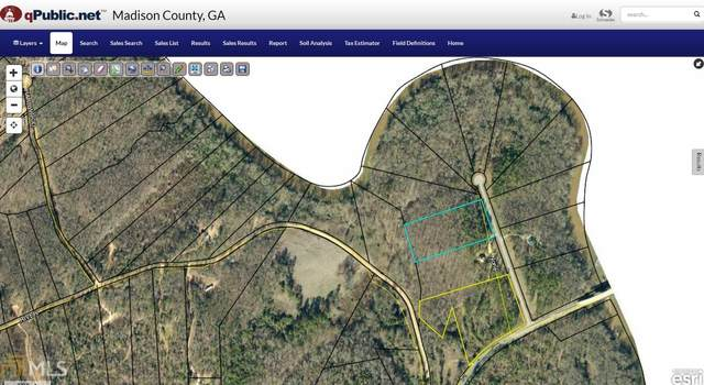 Lot 3 River Bend Dr #3, Carlton, GA 30627 (MLS #8778985) :: The Durham Team