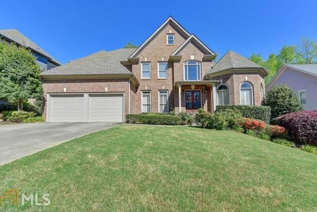 520 New Haven Dr, Suwanee, GA 30024 (MLS #8779221) :: Buffington Real Estate Group