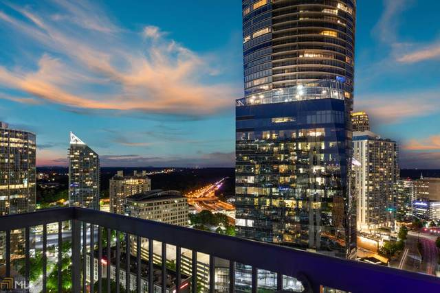 3324 Peachtree Rd #2503, Atlanta, GA 30326 (MLS #8779290) :: Buffington Real Estate Group
