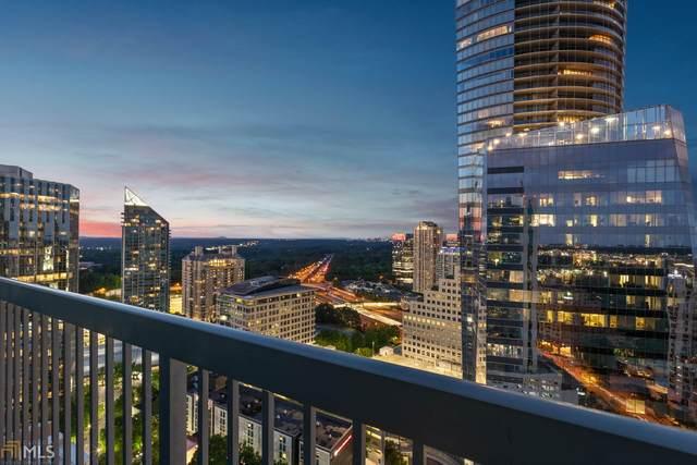 3324 Peachtree Rd #2615, Atlanta, GA 30326 (MLS #8779415) :: Buffington Real Estate Group
