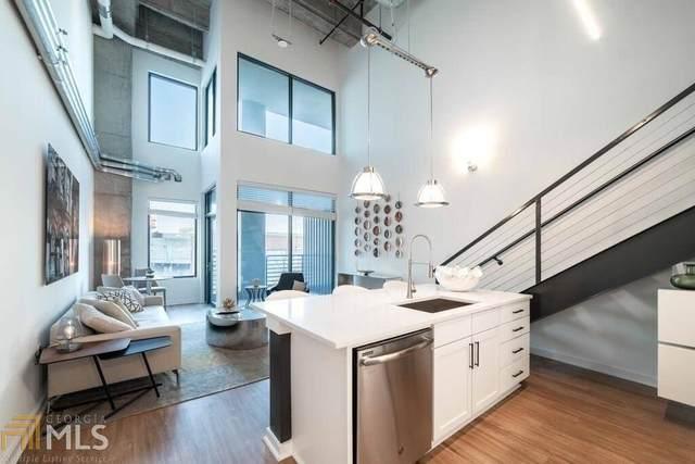 260 18Th St #10314, Atlanta, GA 30363 (MLS #8779453) :: Buffington Real Estate Group