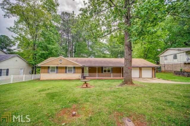 2868 Cocklebur Cove Ct, Decatur, GA 30034 (MLS #8779501) :: Bonds Realty Group Keller Williams Realty - Atlanta Partners