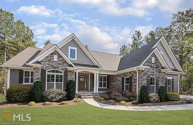 815 Sweetgrass Ct, Demorest, GA 30535 (MLS #8780001) :: Buffington Real Estate Group