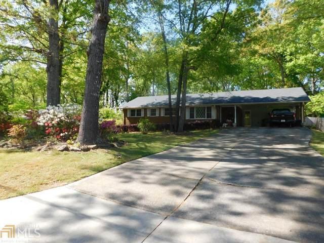 856 Pin Oak Way, Lawrenceville, GA 30046 (MLS #8780405) :: Bonds Realty Group Keller Williams Realty - Atlanta Partners
