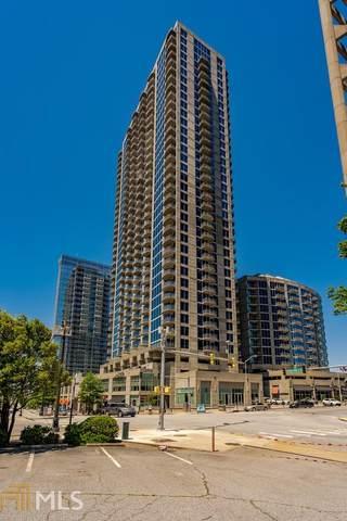 400 W Peachtree St Nw #1303, Atlanta, GA 30308 (MLS #8780632) :: Athens Georgia Homes