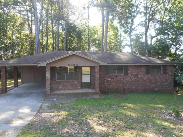 2330 Pope Rd, Douglasville, GA 30135 (MLS #8780697) :: Buffington Real Estate Group