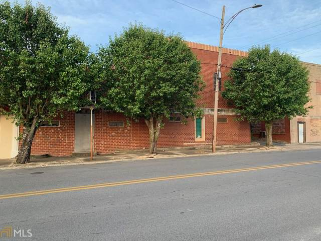 0 College St, Eastman, GA 31023 (MLS #8780898) :: The Heyl Group at Keller Williams