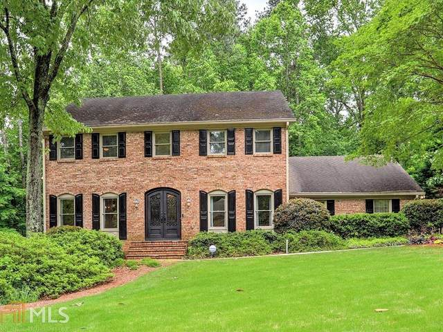 205 Old College Way, Sandy Springs, GA 30328 (MLS #8781228) :: Bonds Realty Group Keller Williams Realty - Atlanta Partners
