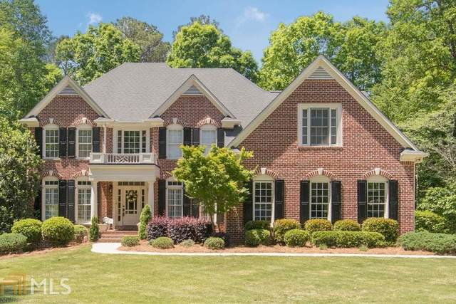 335 Broadmoor Dr, Fayetteville, GA 30215 (MLS #8781470) :: The Heyl Group at Keller Williams