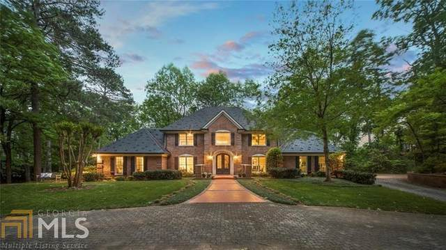 711 Burning Tree Dr, Marietta, GA 30067 (MLS #8781613) :: Buffington Real Estate Group