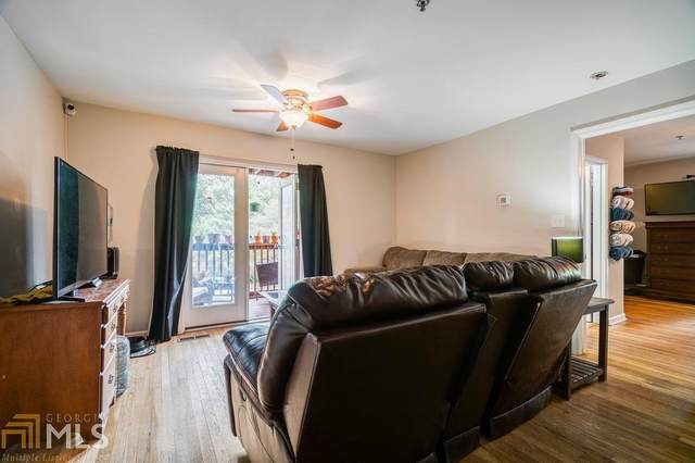 317 NE 8th Street Unit 1, Atlanta, GA 30309 (MLS #8781880) :: Athens Georgia Homes